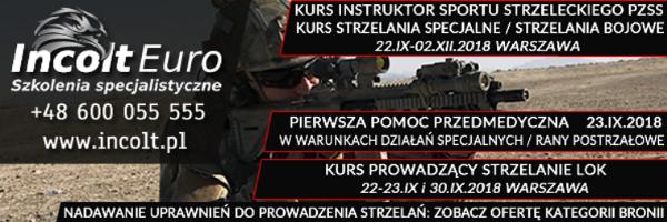 Kurs Instruktora strzelectwa na Strzelnicy ZKS Warszawa